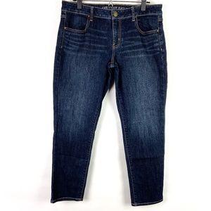 American Eagle Jegging Super Stretch Jeans Dark